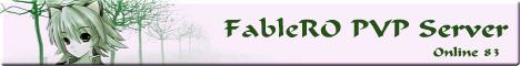 Статистика просмотров баннера №2 | некоторые особенности бесплатной MMORPG игры RO на FableRO: Кастет Убийцы, полноценная профессия Baby Swordman, Амулет Лидера, Santa Wings, Семя Литопса, Яшма, полноценная профессия Assassin Cross, Арена с Показом ХП, Стронций, НПЦ Наемник, Семя Титана Арума, полноценная профессия Baby Blacksmith, Baby Blue Cap, НПЦ Учитель, полноценная профессия Gypsy, и многое другое