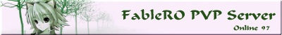 Статистика просмотров баннера №4 | некоторые особенности бесплатной MMORPG RO игры на FableRO: Сундучок Мавки, Мастер, Семя Секвойя, Молибден, Adventurers Suit, Illusion Wings, полноценная профессия Clown, Мешок Деда Мороза, Ring of Long Live, Семя Меч-травы, Черный Краситель, полноценная профессия Peco Crusader, Синяя Скорлупа, Leaf Warrior Hat, НПЦ Наемник, и многое другое