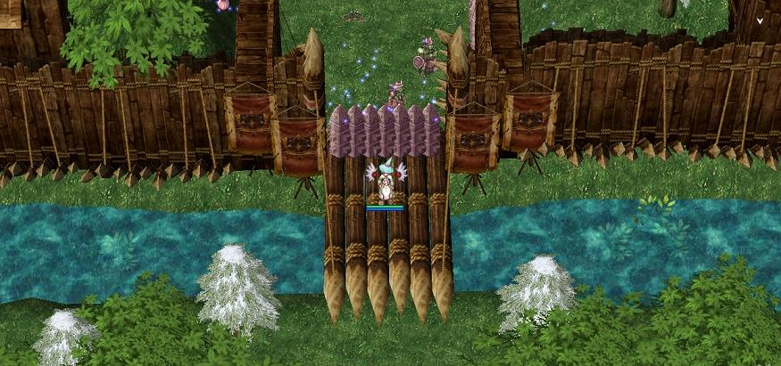 FableRO - Орочья Крепость